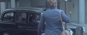 TaxiFun Louis Vuitton City Guide clip tournage publicité cinéma black cab taxi anglais cab anglais chauffeur voyage