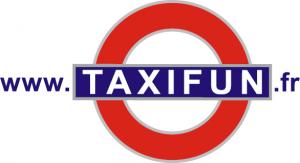 taxiFun le spécialiste du taxi anglais en France logo site web site internet location taxi anglais avec chaffeur tout événement so british london cab yellow cab taxi anglais taxi new-yorkais underground subway Londres New-York