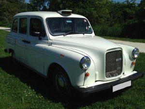 location taxi anglais événement taxis anglais événements black cab cab anglais voiture de mariage taxi anglais blanc