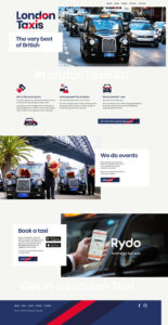 taxi anglais taxis anglais cab anglais cabs anglais black cab blacks cabs taxis of the world Australie TaxiFun événement événements apllication taxi