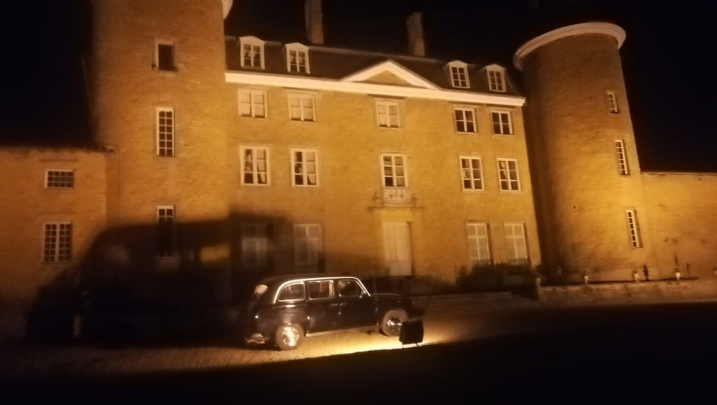 "by night taxi service de nuit navette invités mariage wedding TaxiFun ""Taxi Wendy"" black cab taxi anglais location avec chauffeur événement"