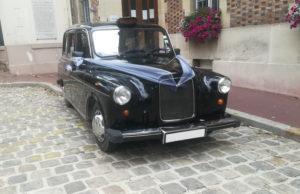 taxifun voiture de mariage black cab taxi anglais mariage ceremonie religieuse evenement