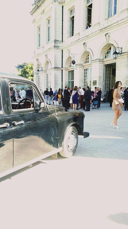 location taxi anglais avec chauffeur pour tout événement TaxiFun Black Cab Londres so british