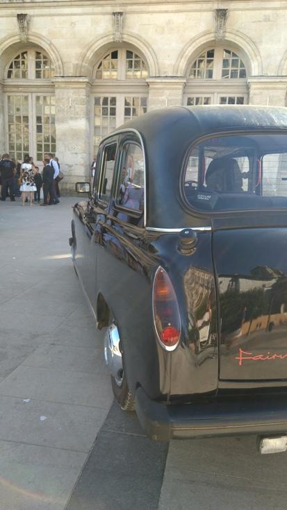 location taxi anglais avec chauffeur pour tout événement so british Londres Black Cab TaxiFun