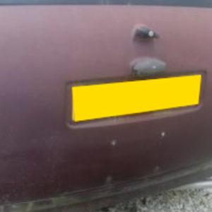 malle de coffre taxis anglais