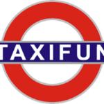 Logo TaxiFun Location Taxi Anglais et Taxi New Yorkais
