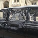 taxi anglais noir mariage wedding location voiture de mariage avec chauffeur