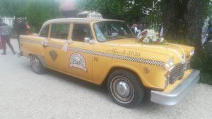 Location Taxi New Yorkais avec chauffeur
