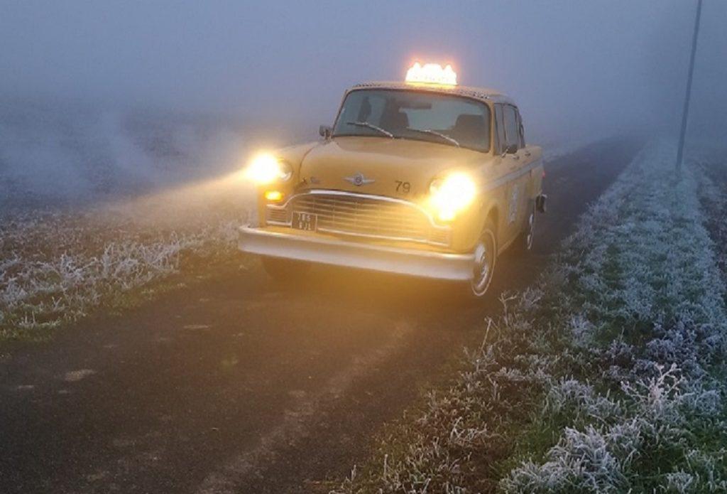 TaxiFun Location Yellow Cab avec chauffeur pour tout événement