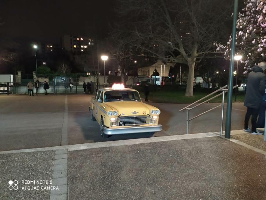 Taxi New Yorkais Location événementielle