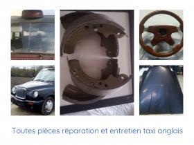 TaxiFun Vente pièces détachées taxi anglais