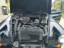 moteur taxi anglais nissan 2.7 turbodieseil