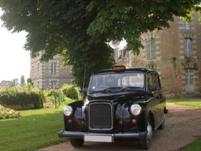 taxi anglais noir black cab