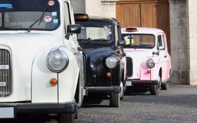 TaxiFun location taxis anglais pour evenements