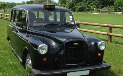 "Location taxi anglais: Le ""Taxi Wendy"" de TaxiFun"